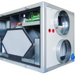 vmc double flux DFE450 DFE1200 - Aldes