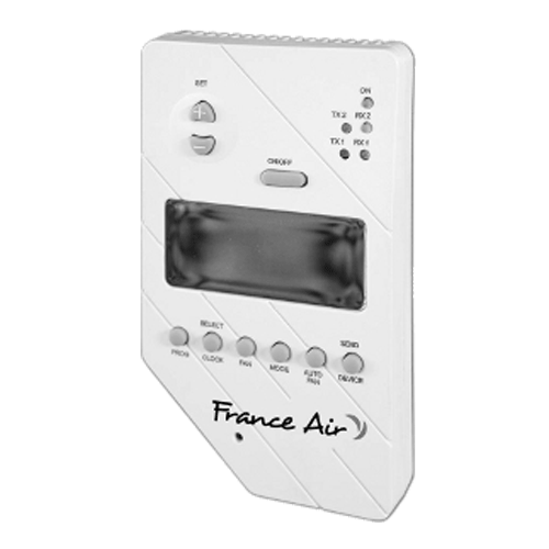 FA-PCR-DI Cde centralisée France-Air