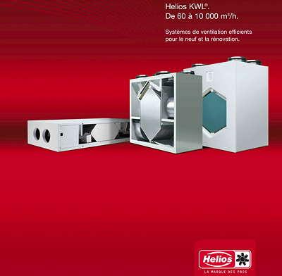 Helios – nouveau catalogue Juin 2012
