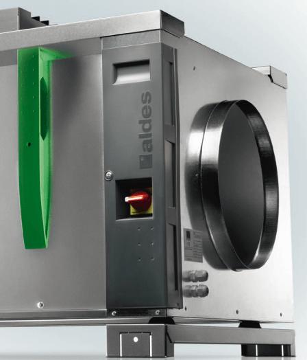 Caisson InoVEC Micro-Watt ALDES