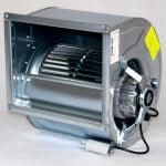 Sortie et fixations - Ventilateur centrifuge Lemmens